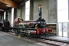 Aigle Stephenson Mulhouse FRA 001.JPG
