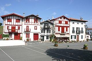 Ainhoa, Pyrénées-Atlantiques Commune in Nouvelle-Aquitaine, France