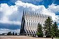 Air Force Academy Chapel August 2019 Colorado Springs.jpg