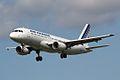 Air France A320, F-GKXI (3833445754).jpg