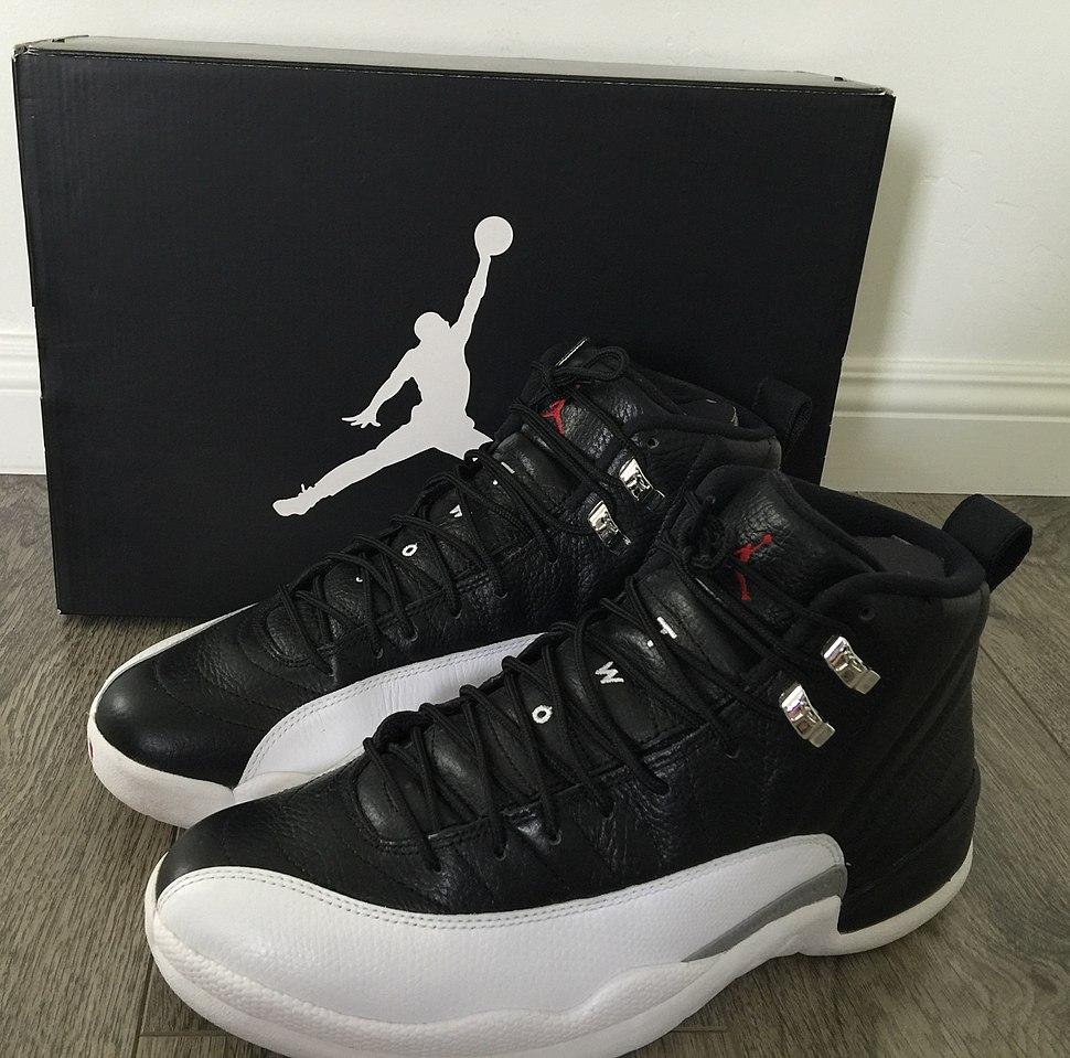 buy popular dda1e 72939 Air Jordan XII Playoffs