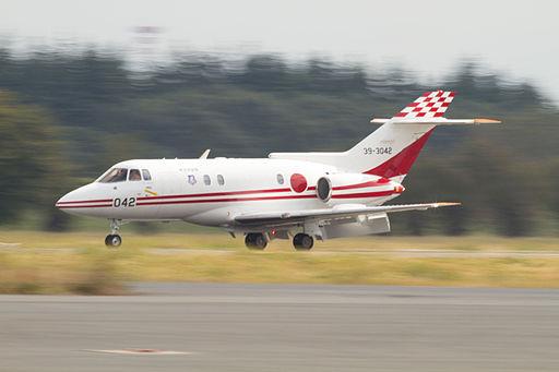 Air Show 2012 at Iruma Air Base - U-125 (8154353424)
