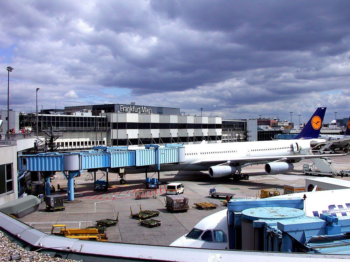 Flughafen Frankfurth