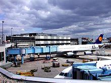 Aeroporto Francoforte, Terminal 1