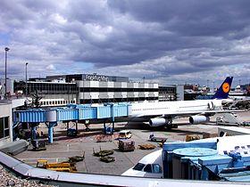 پایانه شماره یک فرودگاه فرانکفورت