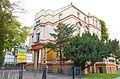 Al. Niepodległości, budynek nr 36, z tabliczką.jpg