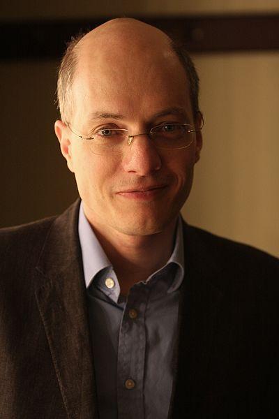Picture of an author: Alain De Botton