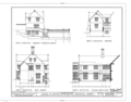 Alan M. Scaife House, U.S. Route 30 (Ligonier Township), Laughlintown, Westmoreland County, PA HABS PA,65-LAULT.V,1- (sheet 10 of 12).png