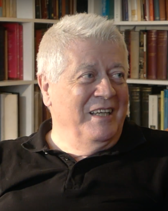 Alan Sked - Alan Sked talking to the Sewell-Hohler Syndicate in June 2018