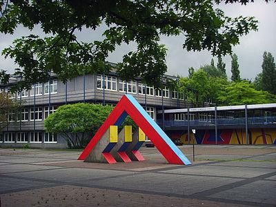 Albert-Einstein-Schule, Bochum, Juni 2008.JPG