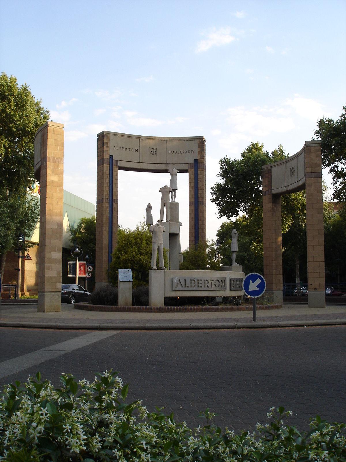 Alberton, Gauteng   Wikipedia