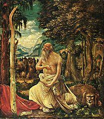 Penitent Hieronymus