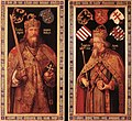 Albrecht Dürer - Emperor Charlemagne and Emperor Sigismund - WGA06997.jpg