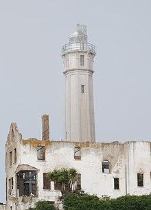Alcatraz Island Lighthouse Wikipedia