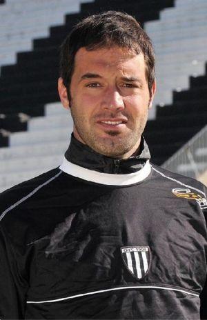 Alejandro Delorte - Image: Alejandro Delorte(Gimnasiade Mendoza)