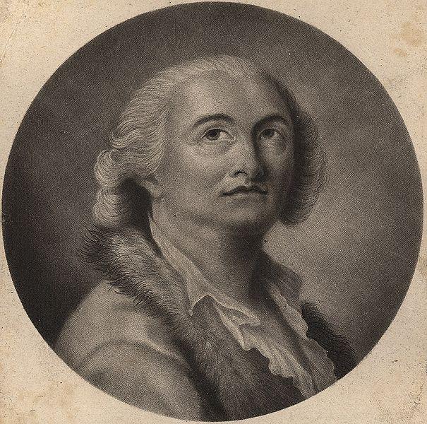Джузеппе Бальзамо, граф Калиостро