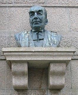 Alexander Coutanche, Baron Coutanche Jersey politician