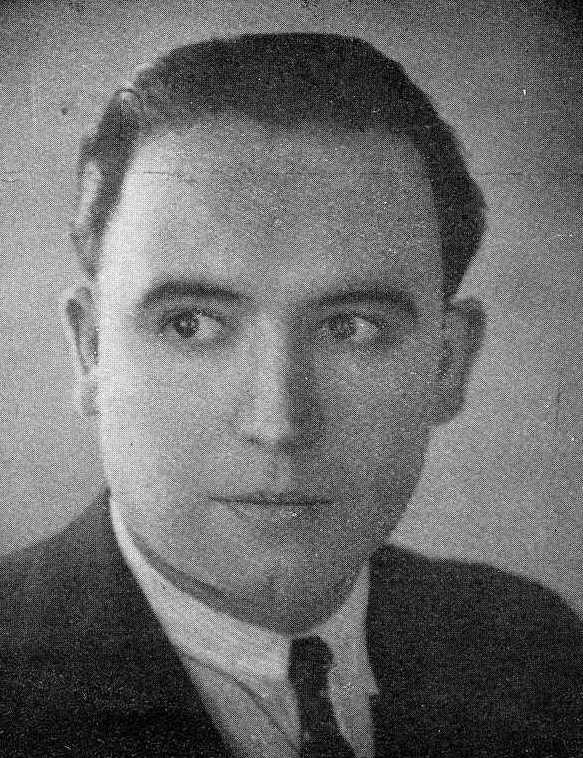 Retrato en Vida Gallega, 1933.