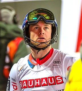 Alexis Pinturault French alpine skier