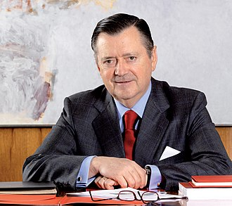 Alfredo Sáenz Abad - Alfredo Sáenz, CEO Banco Santander