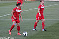 Ali Krieger Lori Lindsey 2013-04-20 Washington Spirit vs Western New York Flash-33.jpg