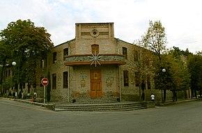 Alijanbayovs house in Shaki.JPG