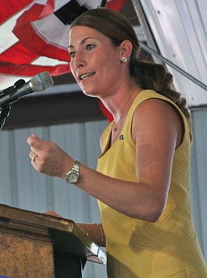 Secretary of State of Kentucky - Image: Alison Lundergan Grimes 2011