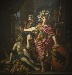 Allegory on the State of Berne, Joseph Werner, 1682.jpg
