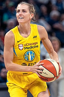 Allie Quigley American–Hungarian basketball player