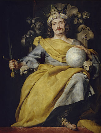 1643 in art - Cano, Ideal portrait of a Spanish King