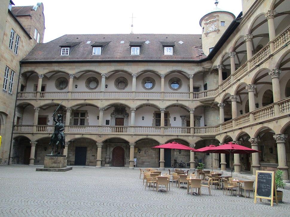 Altes Schloss, Stuttgart