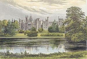 Charles Chetwynd-Talbot, 20th Earl of Shrewsbury - Alton Towers c. 1880