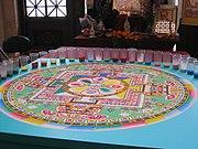 Sand mandala - Wikipedia