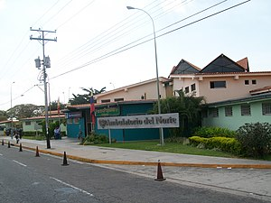 Primary healthcare - Public ambulatory care facility in Maracay, Venezuela, providing primary care for ambulatory care sensitive conditions.