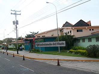 Ambulatory care - Public ambulatory care facility in Maracay, Venezuela, providing primary care for ambulatory care sensitive conditions.