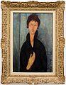 Amedeo modigliani, donna con occhi blu, 1918 ca.jpg