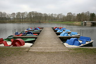 Amelinghausen - By the Lopausee lake