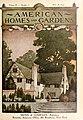 American Homes and Gardens, January 1906 - Cover by Ekin Wallick.jpg