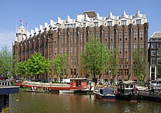 Architektur Amsterdam amsterdamer schule architektur wikivisually