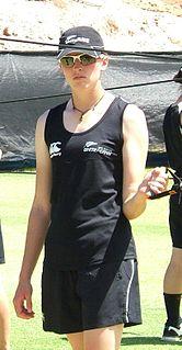 Amy Satterthwaite New Zealand cricketer
