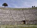 Ancient Greek theatre in Dodona 8.jpg