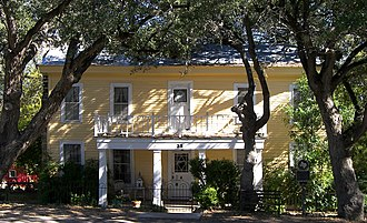 National Register of Historic Places listings in Bell County, Texas - Image: Anderson house 2008