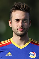 Andorra national football team - Victor Rodríguez (001).jpg