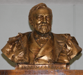 Andrew Carnegie bust (West Lebanon).png