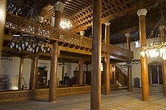 Aslanhane Mosque - Image: Ankara Aslanhane Camii 4303