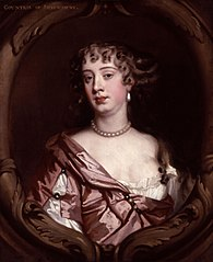 Anna Maria Talbot (née Brudenell), Countess of Shrewsbury