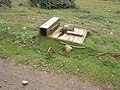 Another rabbit-trap - geograph.org.uk - 879944.jpg