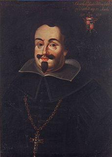Anselm Casimir Wambold von Umstadt Archbishop of Mainz