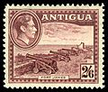Antigua 1942 Fort James stamp.jpg