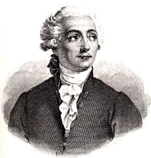 Carbon - Antoine Lavoisier in his youth